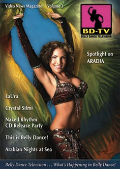 Bellydance TV Vol. 3 featuring LaUra