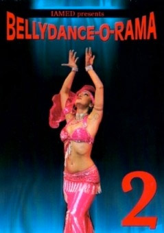 BellyDance O' Rama DVD featuring LaUra, Sadie, Darshan