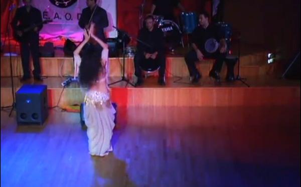 LaUra at Yousry Sharif Gala